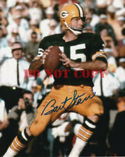 BART STARR SIGNED AUTOGRAPHED 8X10 PHOTO GREEN BAY PACKERS REPRINT