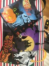 Halloween Gift Bags trick or treat bags pack of 3