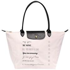 Longchamp Le Pliage Saint Valentin New Limited Valentine 2016 Medium Tote Bag