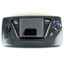 Sega Game Gear New Capacitors Tested Console Only Handheld Gaming
