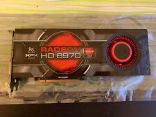 XFX AMD Radeon HD 6970 W/ Mini Dp to Dp Cable