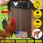 Automatic Chicken Coop Door Opener Light Sensor Automatic Chicken House Door PO