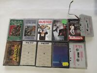 Bundle Of Cassette Tapes X 10 Free shipping UK