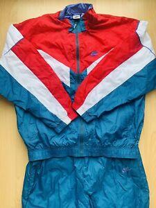 Nike Trainingsanzug Vintage Retro L