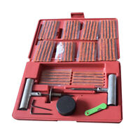 Premium Tire Repair Kit - 57 Pcs Set ,Truck,Tractor ATV Flat Tire Plug Tool Kits