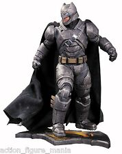 DC DIRECT DC COMICS BATMAN V SUPERMAN ARMORED BATMAN STATUE 32 CM