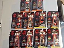 Star Wars Action Figures- POTF and Episode 1- Lot of 20