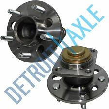 Set (2) New REAR Wheel Hub and Bearing Assembly for Buick Cadillac Olds Pontiac