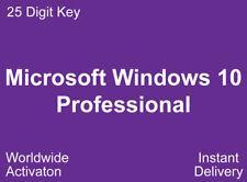 Windows 10 Professional 32/64Bit Key