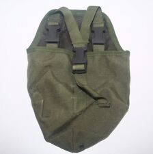 British Army Olive Green Entrenching Tool Case Cover Carrier for Shovel
