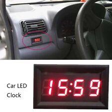 Car LED Display Digital Clock Motorcycle Dashboard Clock