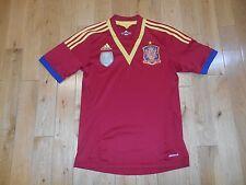 Adidas Spain Espana FIFA World Champions 2010 Soccer Jersey Kit Mens Small
