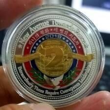 Commemorative Nikel Coin US - DPRK summit in Hanoi 27 - 28th Feb 2019
