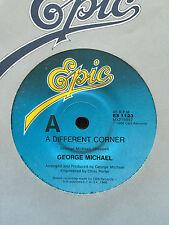 "GEORGE MICHAEL 7"" - - A DIFFERENT CORNER - - 1986 Australian 7"" - NM"