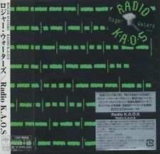 ROGER WATERS Radio K.A.O.S. (1987) Japon MINI LP CD MHCP - 692 SS New!!! PINK FLOYD