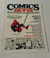 Comics revue # 14, 1985