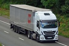 Truck Photo 12x8 - Iveco Stralis - CN17 PJX