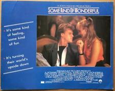 Eric Stoltz  Lea Thompson SOME KIND OF WONDERFUL 1986 11x14 Lobby Card 1322