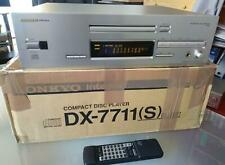 Onkyo Integra DX-7711 High-End 9 kg CD-Player Fernb. BDA Karton ***überholt***