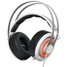 SteelSeries Siberia 650 Gaming Headset - White 51192