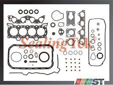 Fit 88-95 Honda D15B D16A6 SOHC 16V non-Vtec Engine Full Gasket Set motor kit
