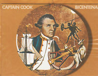 AUSTRALIA 1970 CAPTAIN COOK BICENTENARY PRESENTATION PACK