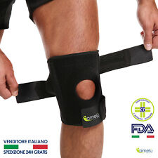 Ginocchiera Ortopedica Rotulea Contenitiva Sport Unisex New 2020 AmelùShop®