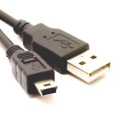 USB 2.0 Hi-Speed A a Mini-B 5 pin CAVO DI ALIMENTAZIONE & DATI PIOMBO 1 M cabledup ®