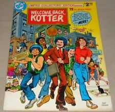 DC Limited Collectors Edition WELCOME BACK KOTTER C-57 Comic Book
