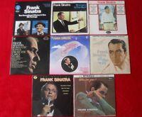 LP Sammlung FRANK SINATRA 9 LP's - Vinyl Schallplatten