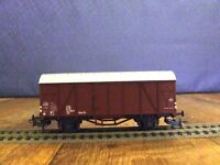 "Liliput HO 235 - Closed Wagon 4 Wheel ""Norm Rader"""