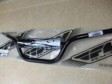 NEW FLY RACING ATV BARS HANDLEBARS + PAD BLACK YAMAHA YFM700 RAPTOR YFM 700R 350