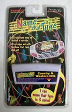 TIGER ELECTRONICS NAME THAT TUNE EXPANDABLE CARTRIDGE COUNTRY & WESTERN HITS