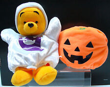 Japan Disney Store~~2005 REVERSIBLE HALLOWEEN POOH~~
