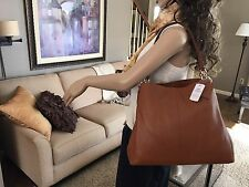 NWT COACH MADISON PHOEBE LEATHER SATCHEL SHOULDER BAG HOBO PURSE TOTE 35723 $395
