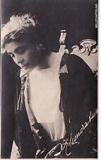 # personaggi: ELEONORA DUSE  - foto - è stata un'attrice teatrale italiana