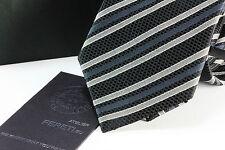 Corbata Diseñador Cuadros Rayas Gris Antracita Lunares Topos Boda Fina