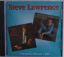 STEVE LAWRENCE - Winners - On A Clear Day - CD - BRAND NEW