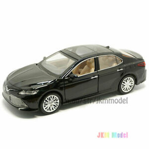 1:34 Toyota Camry 2019 Model Car Diecast Toy Vehicle Collection Kids Gift Black