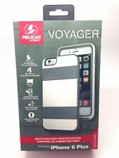 Pelican ProGear Voyager Phone Case + Kickstand for Apple iPhone 6 PLUS White