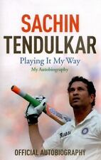 Playing It My Way, , Tendulkar, Sachin, Very Good, 2016-01-12,