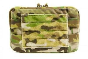 NEW Blue Force Gear MOLLE Admin Pouch (HW-M-ADMIN) General Purpose GP Utility