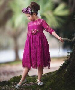 Brand New Trish Scully Bella Rafael lace dress with sash