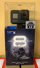 GoPro HERO8 Black 4K60 Ultra HD Black Action Camera 32GB SD + Official Carry Bag