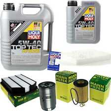 Inspection Kit Filter LIQUI MOLY Oil 6L 5W-40 for The Kia Magentis MG