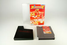 Nintendo NES *Track & Field in Barcelona* OVP und Schutzhülle PAL B