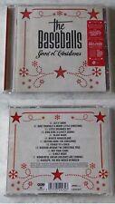 BASEBALLS Good Old Christmas .. CD TOP