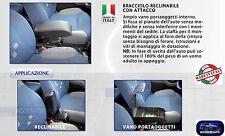 Bracciolo Portaoggeti per Auto Specifico Per Fiat Nuova 500 dal 2007 2015