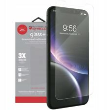 NEW Genuine ZAGG Curved Glass+ Scratch Protection Screen Protector For iPhone XR