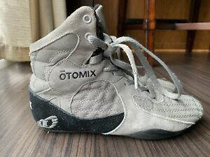 Otomix Stingray Escape Bodybuilding Weightlifting MMA Grappling Shoes Size 5.5